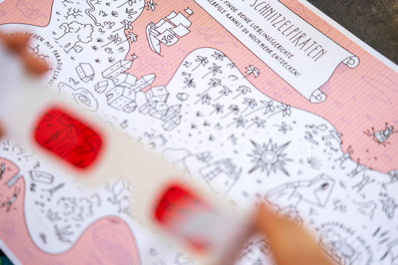 Liebhaberei Linz - Kinderkarte
