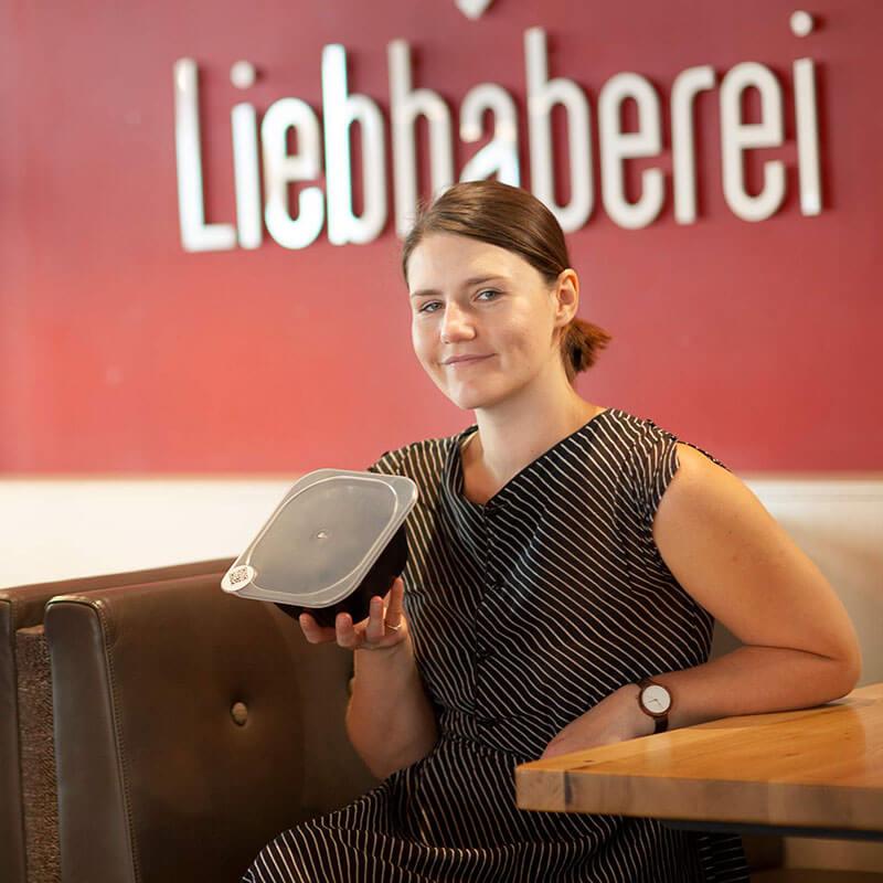 Liebhaberei Linz Mehrweg Victoria Berger