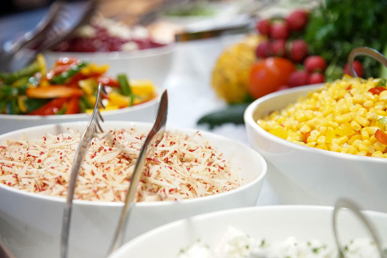 Liebhaberei Linz Salatbuffet